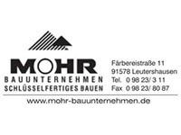 Mohr Bauunternehmen